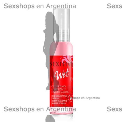 Gel Intio Efecto Calor 60 ml